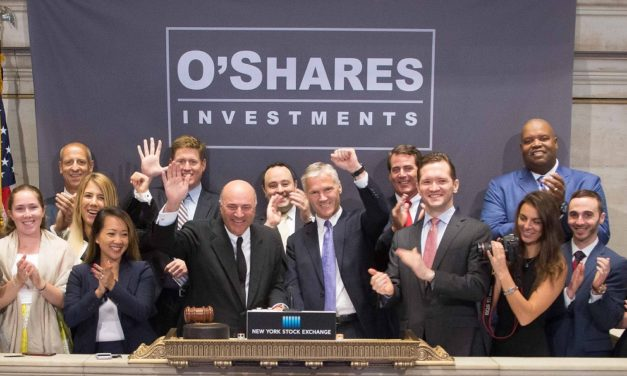 Cboe becomes primary exchange for O'Shares ETFs